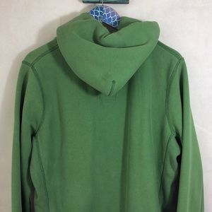 Abercrombie & Fitch Shirts - A&F Eastern Tigers Green Distressed Hoodie Unisex